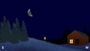 Lunar Direction