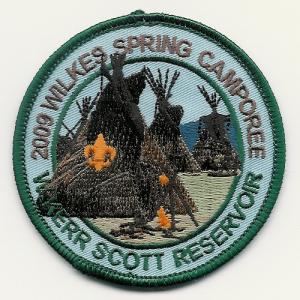 2009 Wilkes Spring Camporee
