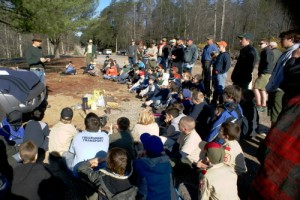 Firecraft Class 2009 Camporee