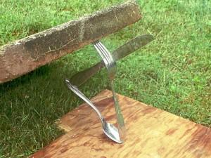 Silverware Figure-4 Trigger