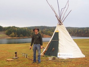 Survivaltek at National Park Lands Day