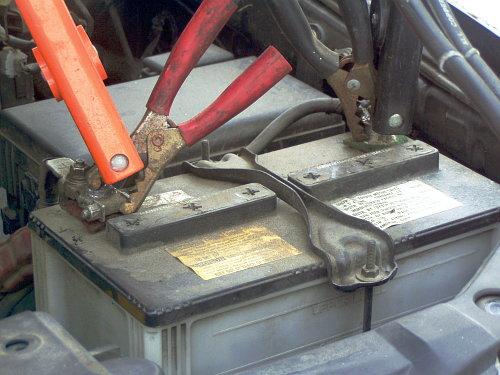 Battery Hook Up : Survivaltek emergency battery boost