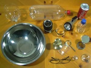 Optical Fire Method Items