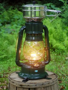 """Warm-It-Up"" Dual Function Lantern"