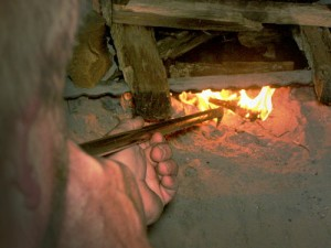 Fireplace Blowpipe