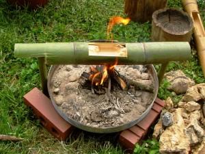 Campfire Tray