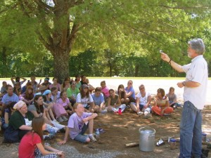Ft. Hamby Park Girls Camp