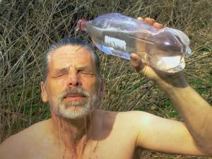 Bottle Shower