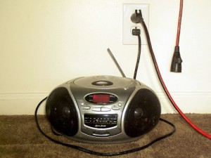 Emergency Antenna Booster