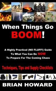 When Things Go Boom - Book