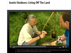 WXII Austin Outdoors segment