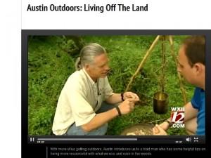 WXII Austin Outdoors segment