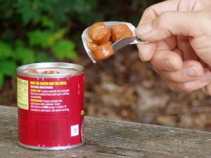Make A Spoon From A Can Lid