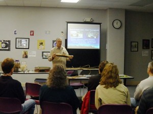 Library Survival Basics Class 2012nov17