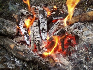 Campfire Construction – How To Build A Fire