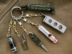 Every Day Carry With Brass Swivel Snaps