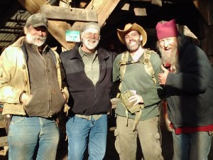 """Hanging with my """"celebrity"""" friends at Turtle Island Preserve"""
