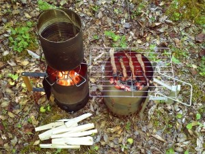Charcoal Starters As Stoves