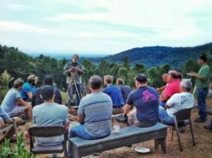 Men's Group Survival Skills Night