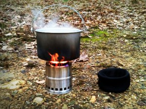 Wood Gasifier Stove