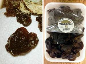 Wood Ear Mushroom - Found and Comercial