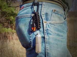 Survivalhax EDC Keychain
