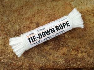 Tie-Down Rope