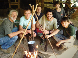 Older Boys Group Class