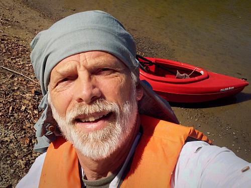 Ken's Kayak Day Trip