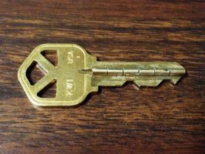DIY Ferro Key - first prototype