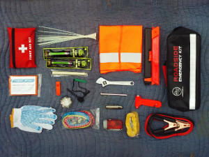 Survival Hax's Roadside Emergency Kit