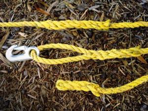 Three Strand Rope Splices