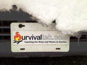 Survivaltek Snow Plate