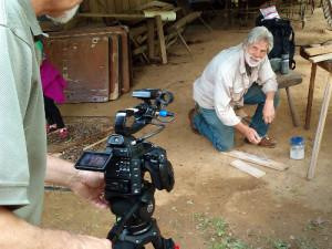 UNC-TV Interview At Turtle Island Preserve