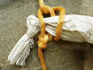 Double Cinch Knot