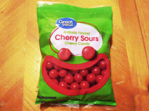 Cherry Sours Ammo