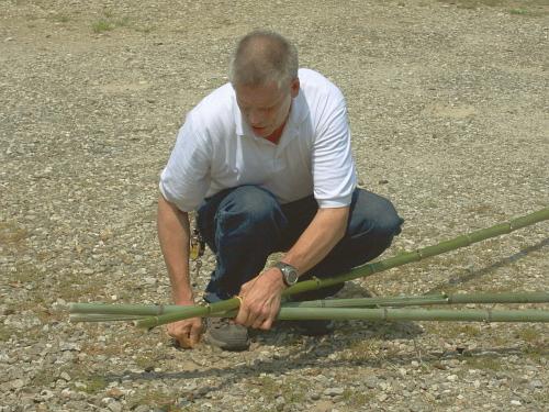 Lashing Poles