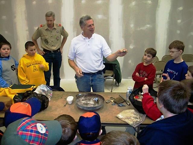 Cub Scout Class