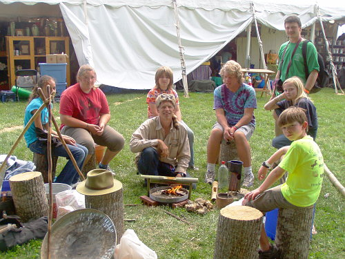 Survivaltek Demonstration Guests