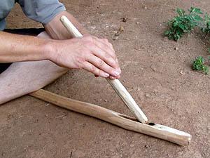 Fire Plow - Hau Wood